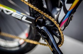 Jak smarować łańcuch rowerowy?